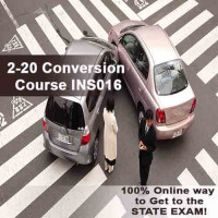 2-20 CONVERSION COURSE