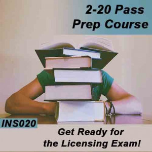 Florida - 2-20 Pass Prep Course (INS020FL)